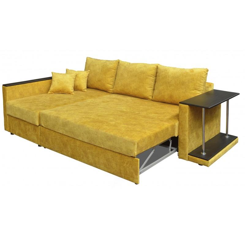 Угловой диван ПОЛО + столик