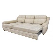 Угловой диван Турин с банкеткой